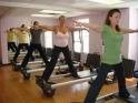 Pilates Studios in The Woodlands, Texas (Montgomery County)